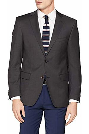 Carl Gross Men Suit Jacket, CG Steven SS, Gray (Gray 83)