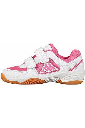 Kappa Girls' Caber Kids Multisport Indoor Shoes, /l´ 1027