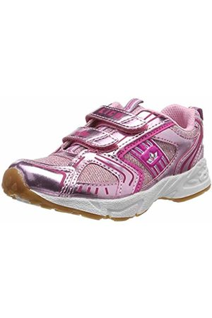 LICO Girls' Silverstar V Multisport Indoor Shoes, Rosa/