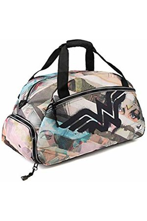 KARACTERMANIA Wonder Woman Collage-Uptown Sports Bag Sport Duffel, 51 cm