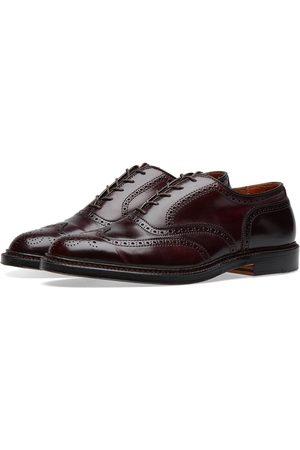 Alden Shoe Company Alden Wing Tip Bal Oxford