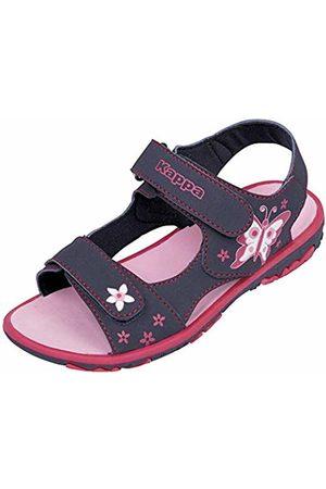 Kappa Girls' Blossom Ankle Strap Sandals