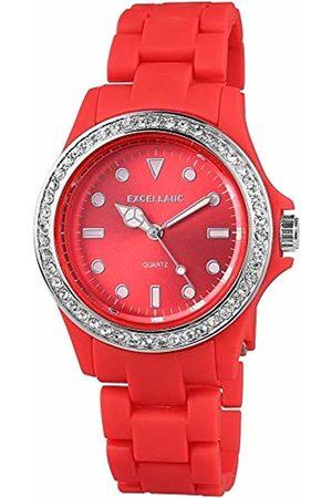 Excellanc Women's Quartz Watch 225185000003 with Plastic Strap
