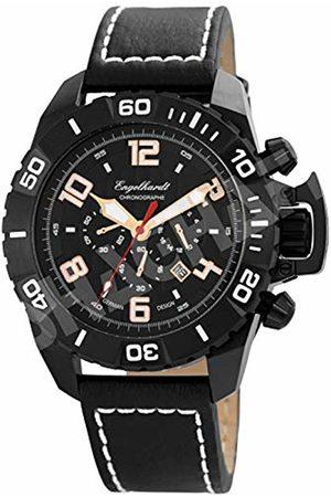 Engelhardt 388971029003 Men's Wristwatch XL Automatic Analogue Leather