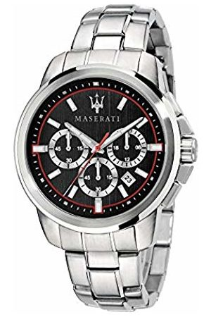 Sector No Limits Mens Analogue Quartz Watch with Stainless Steel Strap R8873621009