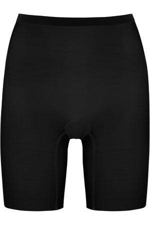 Wolford Stretch-tulle Control Shorts