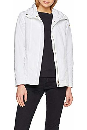 Geox Women's W Airell Jacket, (Optical F1492)