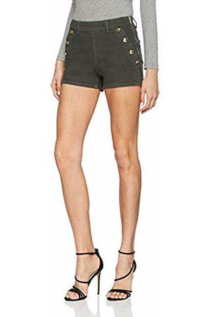 Morgan Women Shorts - Women's 181-sharon.p/kaki Short, Khaki