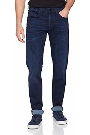Seven for all Mankind Men's Slimmy Tapered Fit Jeans, (Luxe Performance Plus Deep 0ip)