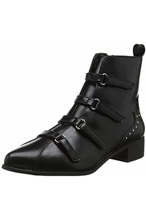 Lost Ink Women's Abbie Ankle Boots, ( 0001)