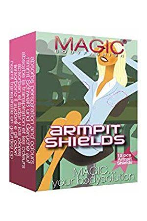 MAGIC Bodyfashion Women's Armpit Shields (12 Pcs) Lingerie Tape