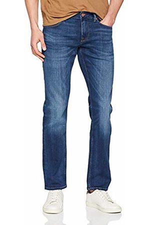 Tommy Hilfiger Men's Straight Denton Pstr Stites Jeans, 911