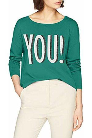 Comma, Women's 81.901.61.2830 Jumper, Knit You 76D5