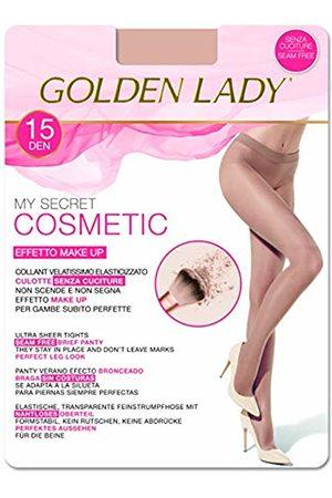 Goldenlady Women's Mysecret 15 Cosmetic Hold-Up Stockings