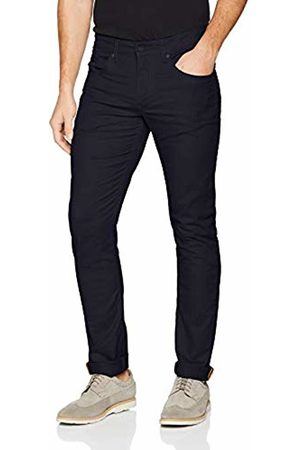 Mac Jeans Men's Arne Pipe Straight Jeans, (Midnight 199)