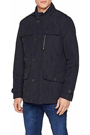 Geox Men's M Vincit Jacket, ( Nights F4386)