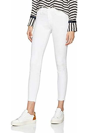 Seven for all Mankind Women's The Skinny Crop Jeans, (Slim Illusion Pure 0zr)