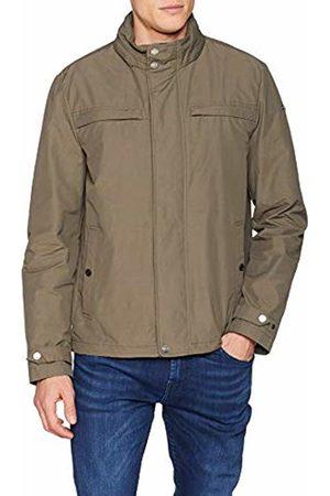 Geox Men's M Vincit Jacket, (Military F3172)