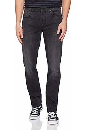 Seven for all Mankind Men's Slimmy Tapered Fit Jeans, (Luxe Performance Plus Washed Bb)