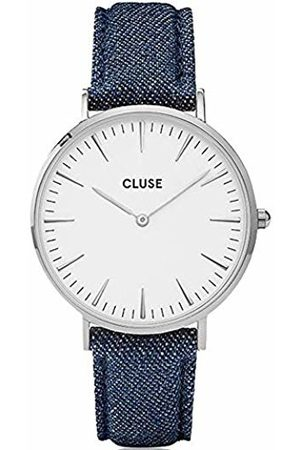 Cluse Men's Analogue Quartz Watch with Leather Strap CL18229
