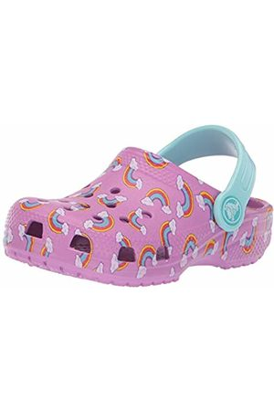 Crocs Unisex Kids' Classic Seasonal Graphic Clog Kids Clogs