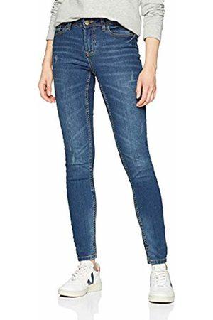 JDY Women's magic Skinny Rw Noos DNM Jeans, Medium Denim