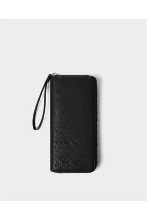 Zara XL EMBOSSED WALLET