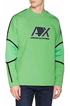 Armani Men's Logo Knit Jumper
