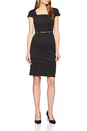 Dorothy Perkins Women's Square Neck Belted Pencil Dress ( 130)