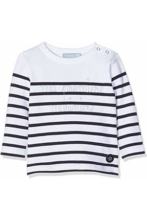 Armor.lux Baby ma 1ère Marinière\ T-Shirt, Blanc/Navire 400