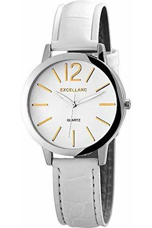 Excellanc Women's Quartz Watch 195022000149 with Leather Strap