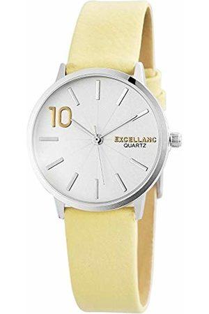 Excellanc Women's Quartz Watch 195022100176 with Leather Strap