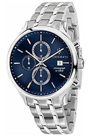 Sector No Limits Mens Analogue Quartz Watch with Stainless Steel Strap R8873636001