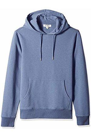 Goodthreads Men Hoodies - Men's Pullover Fleece Hoodie, Vintage Indigo