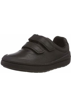 Clarks Boys' Rock Play T Low-Top Sneakers, ( Leather-)