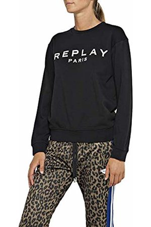Replay Women's W3971i.000.22390p Sweatshirt, ( 98)