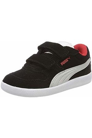 Puma Unisex Kids' Icra Trainer SD V Inf Low-Top Sneakers, -Gray Violet -High Risk