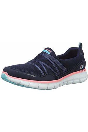 cce8faa569c8 Skechers Synergy Scene Stealer Women s Low-Top Sneakers - (Navy Pink)