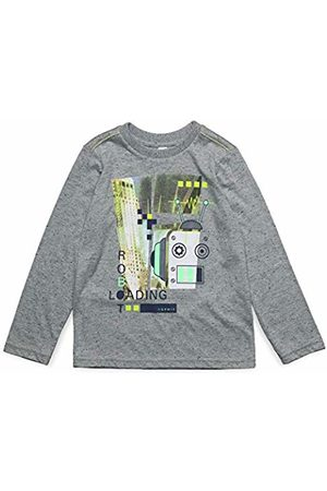 Esprit Kids Boy's Long Sleeve Tee-Shirt Top, (Mid Heather 260)