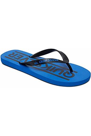Quiksilver Boys' Java Wordmark Beach & Pool Shoes, / Xkbk