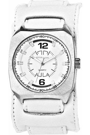 Excellanc Excel Men's Wristwatch Analog Quartz XL Different Materials LANC 295022000081