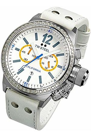 Breil Women's Quartz Watch with Dial Analogue Display and Stainless Steel Bracelet TW1043