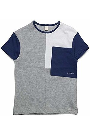 Esprit Kids Boy's Short Sleeve Tee-Shirt T (Mid Heather 260)