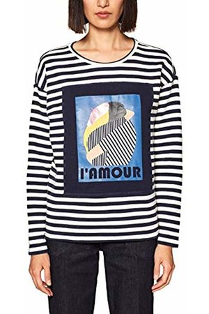 Esprit Women's 019cc1j021 Sweatshirt, ( 110)