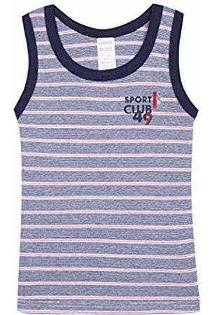 ABSORBA Boy's 6n68123-ra49sleeveless Tee-Shirt T (Navy 49)