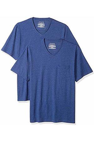 Amazon Essentials 2-Pack Regular-fit V-Neck Pocket T-Shirt