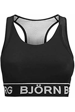 Björn Borg Bjorn Borg Women's 1P Sport Top Bb Noos Solids Bra, ( Beauty)