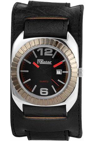 Raptor Men's Watches 297921100025 Genuine Leather Strap