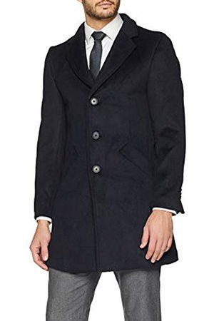 Celio Men's Muclass Coat, Marine