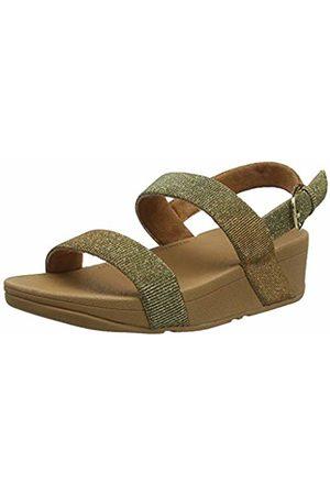 4bfba8cbaefb FitFlop Women s Lottie Glitzy Back Strap Open Toe Sandals